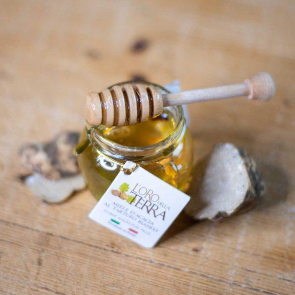 miele e miele al tartufo