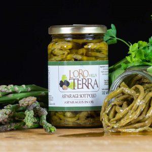 asparagi sott'olio