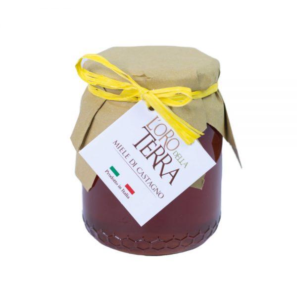 miele di castagno abruzzese